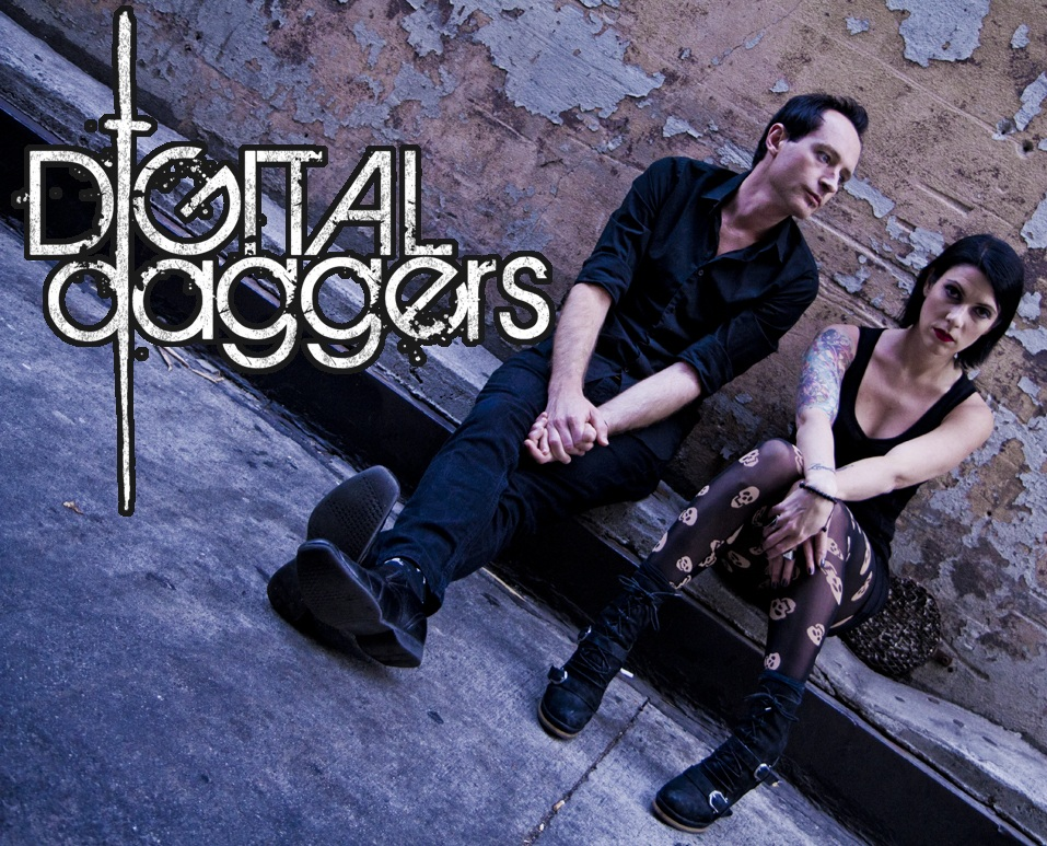 Digital Daggers Logo Digital Daggers ""
